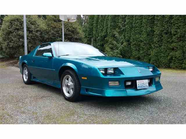 1992 Chevrolet Camaro RS | 974456