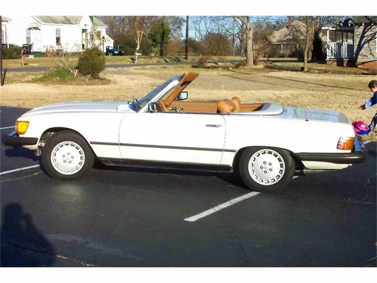 1976 mercedes benz 450sl for sale cc for Mercedes benz north carolina