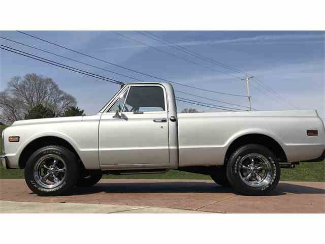 1971 Chevrolet C/K 10 | 974461