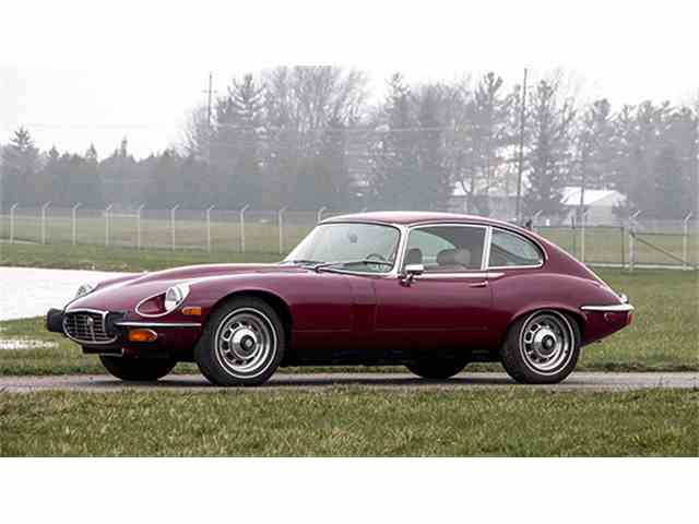 1973 Jaguar E-Type Series III V-12 2+2 Coupe | 974463