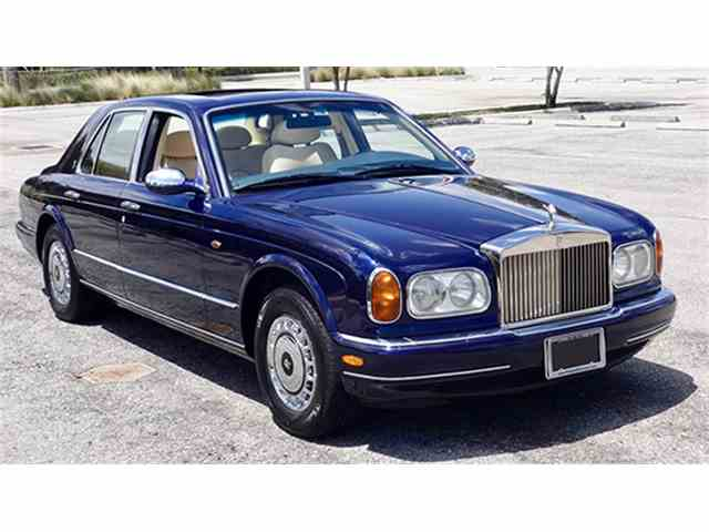1999 Rolls-Royce Silver Seraph Saloon | 974467