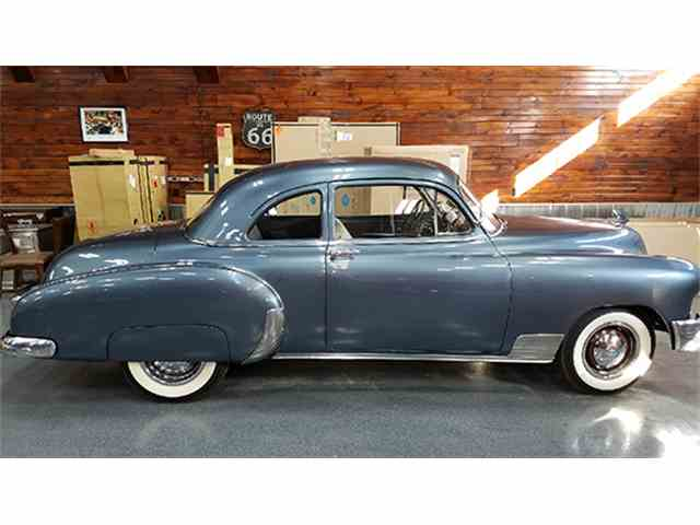 1950 Chevrolet Styleline Special Sport Coupe | 974468