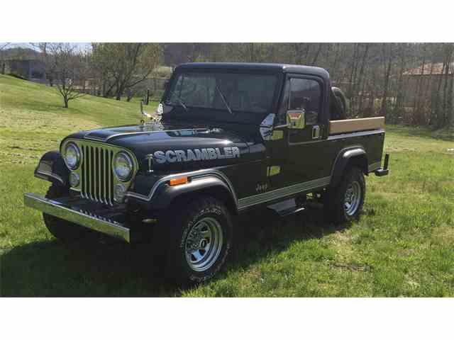 1983 Jeep Wrangler | 974470