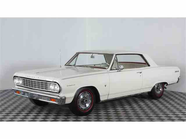 1964 Chevrolet Chevelle SS   974472