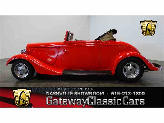 1934 Ford Cabriolet | 974480