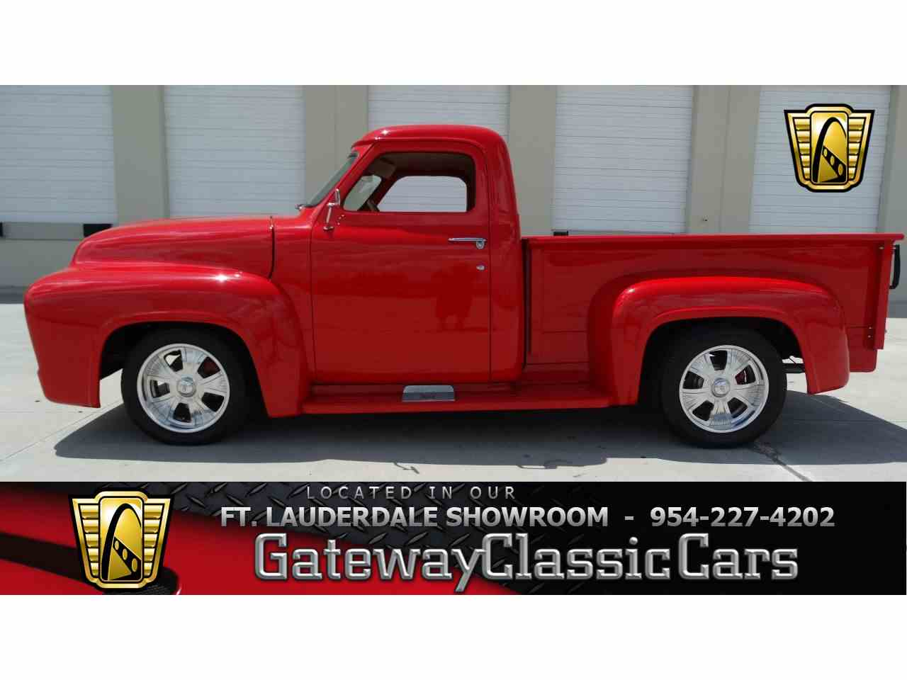 1950 ford f100 for sale craigslist - 1955 Ford F100 974488