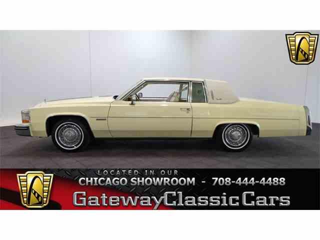 1983 Cadillac DeVille | 974493