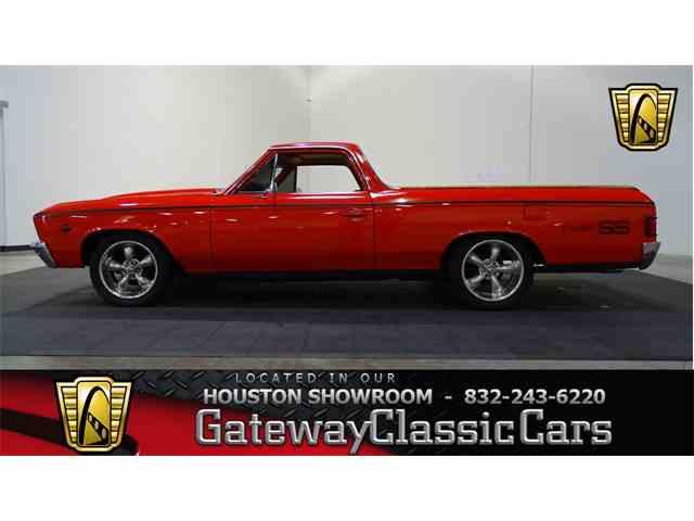 1967 Chevrolet El Camino | 974495