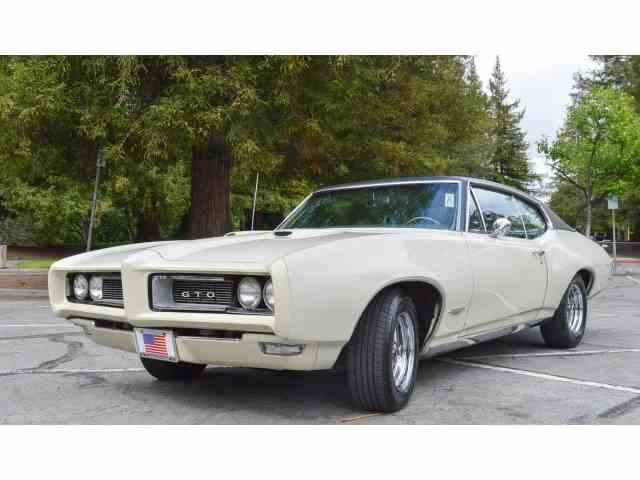 1968 Pontiac GTO | 974505