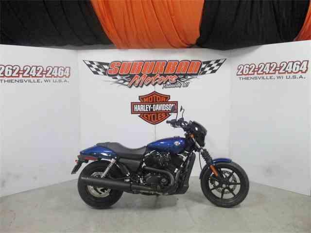 2016 Harley-Davidson® XG500 - Street® 500 | 974516