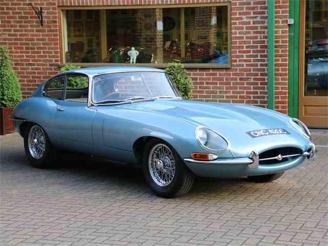 1965 Jaguar E-Type Series 1 - 4.2 Litre Fixed Head Coupe | 974520
