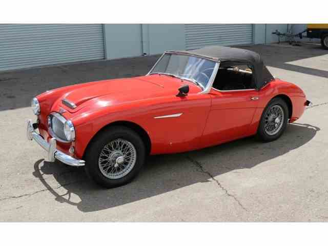 1962 Austin-Healey 3000 | 974539