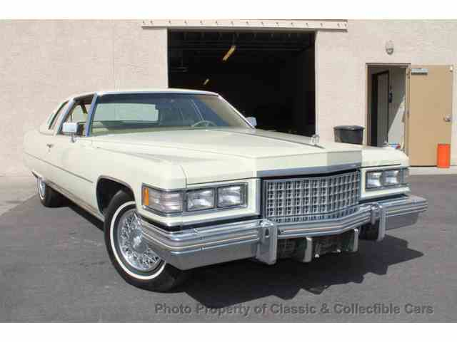 1976 Cadillac Coupe DeVille | 974551