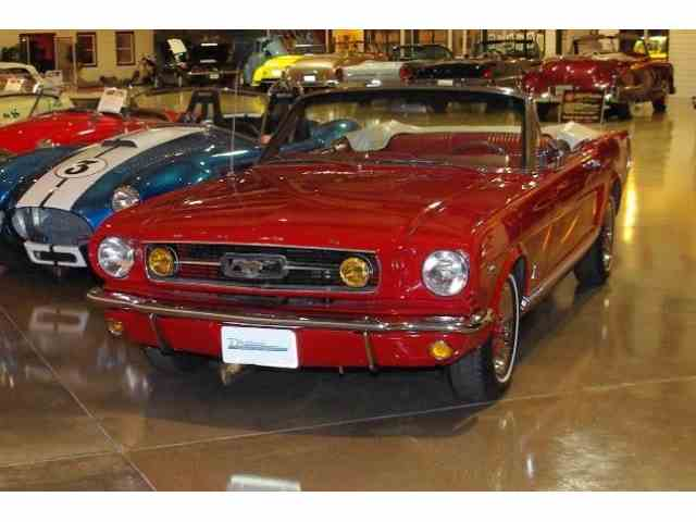 1966 Ford Mustang | 974554