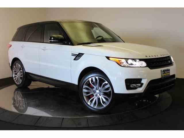 2014 Land Rover Range Rover Sport | 974557