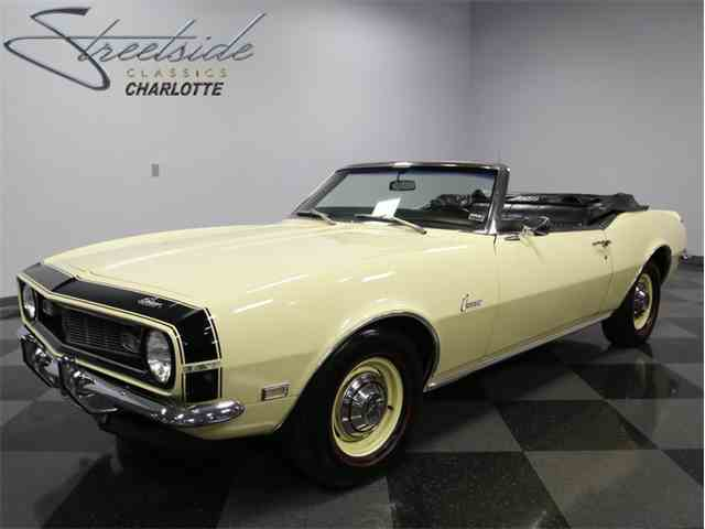 1968 Chevrolet Camaro | 974558