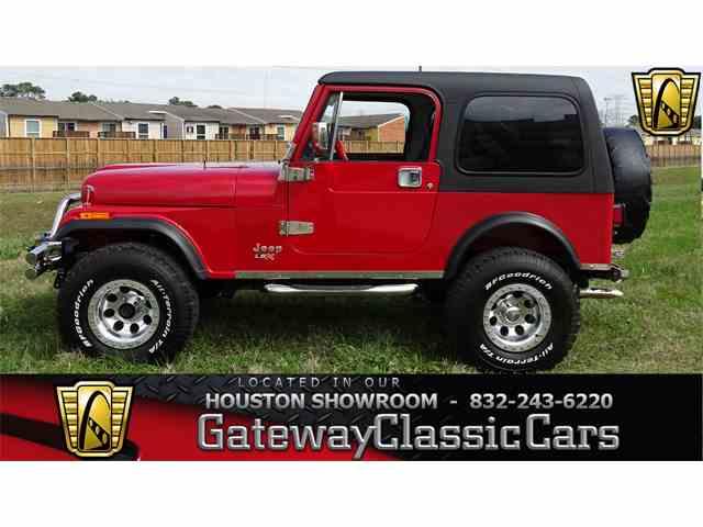 1985 Jeep CJ7 | 970456