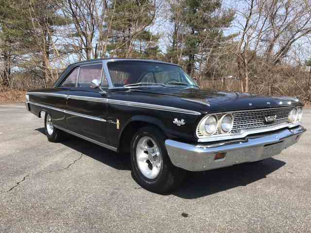 1963 Ford Galaxie 500 | 974566