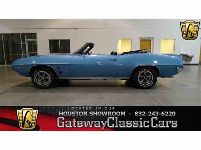 1969 Pontiac Firebird | 970457