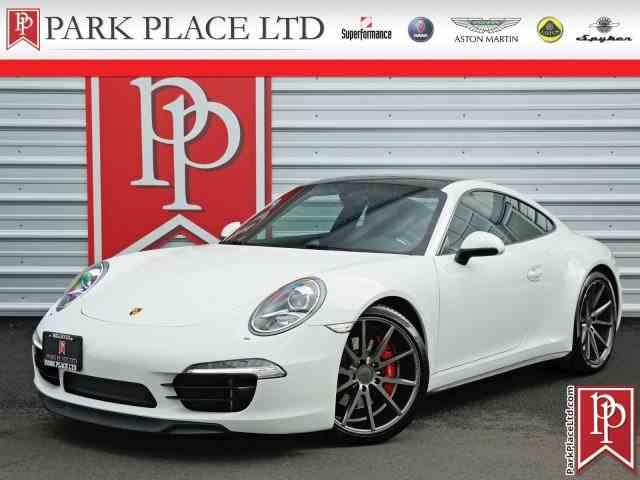 2013 Porsche 911 | 974572