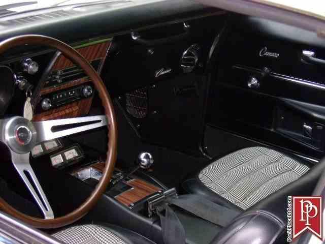1968 Chevrolet Camaro   974573