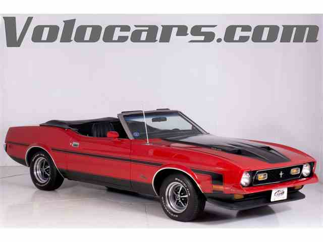1972 Ford Mustang | 974574