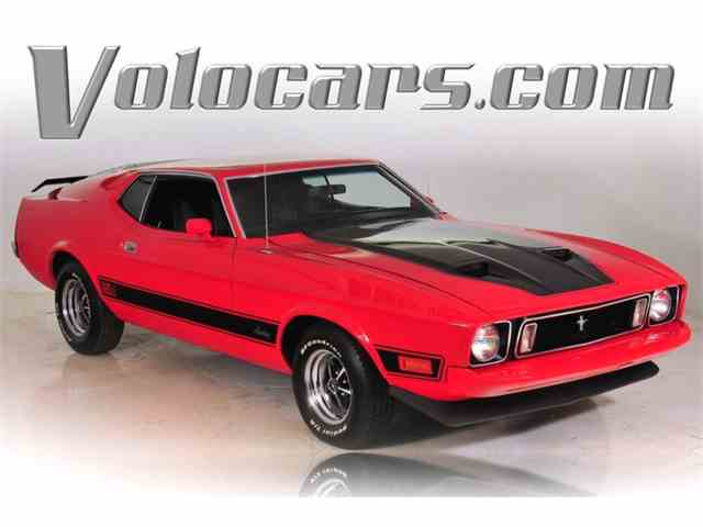1973 Ford Mustang Mach 1 | 974576