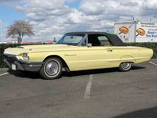 1964 Ford Thunderbird | 974578