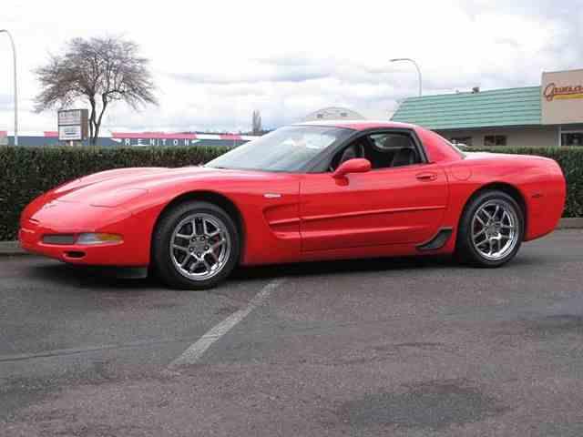 2003 Chevrolet Corvette Z06 | 974579