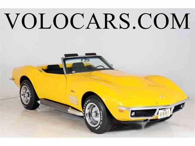 1969 Chevrolet Corvette | 974582