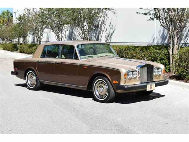 1980 Rolls-Royce Silver Shadow | 974583