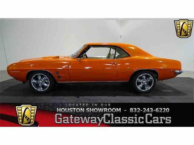 1969 Pontiac Firebird | 970459