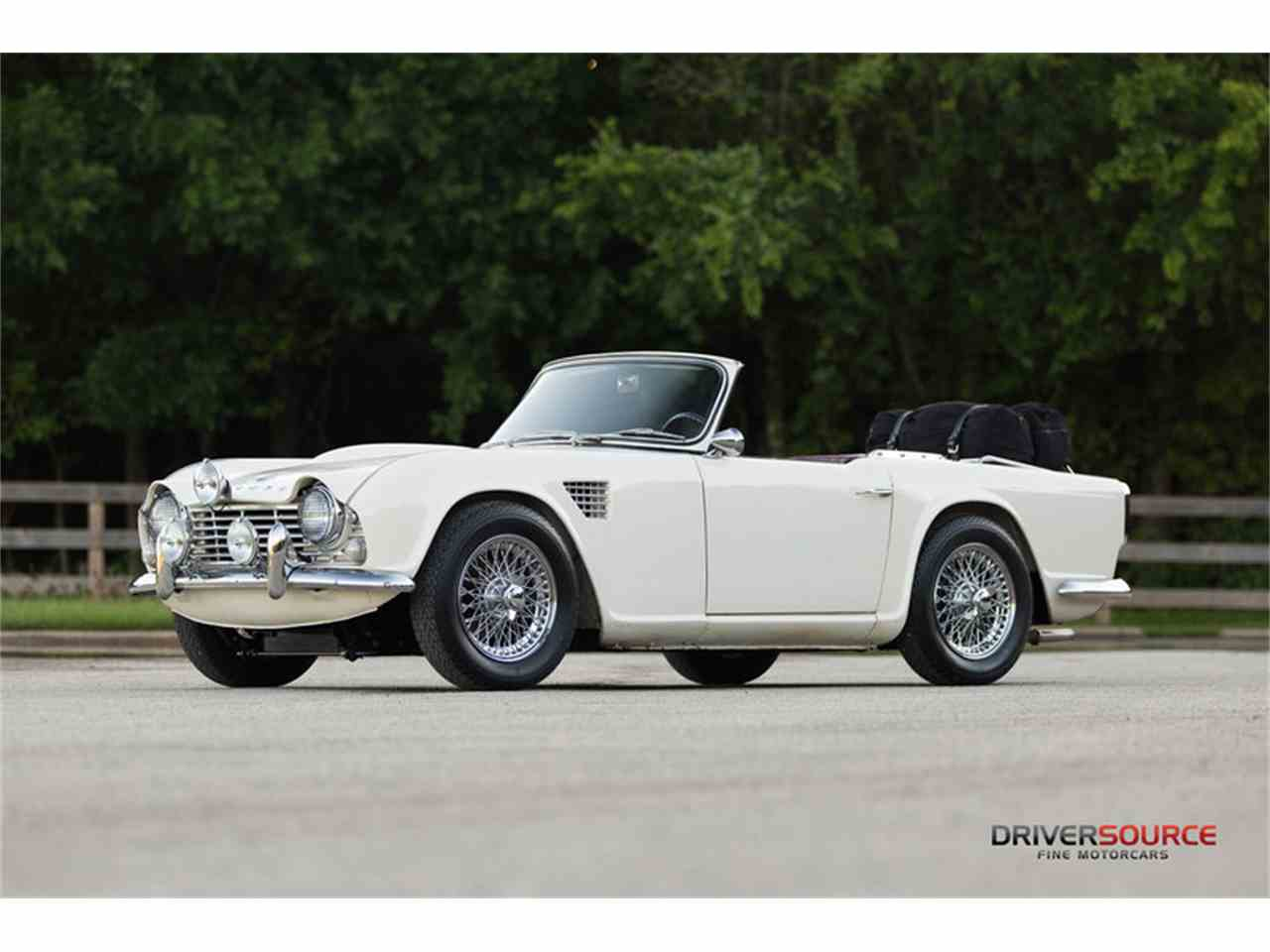 1964 triumph tr4 for sale cc 974591. Black Bedroom Furniture Sets. Home Design Ideas