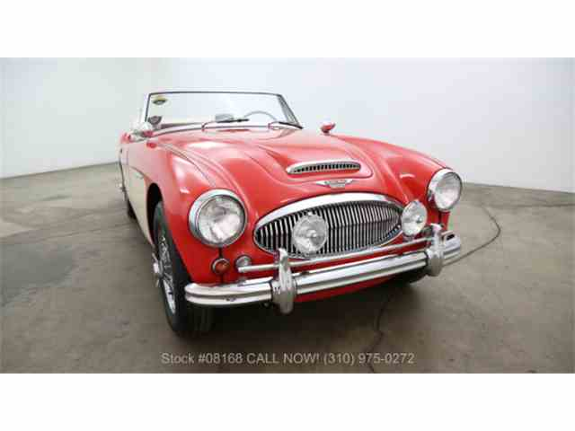 1963 Austin-Healey 3000 | 974594