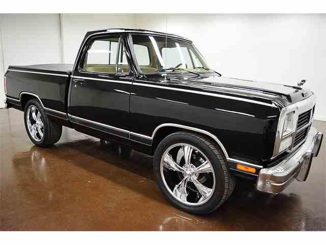 1987 Dodge D100 | 974602