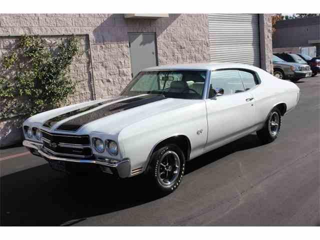 1970 Chevrolet Chevelle | 974611