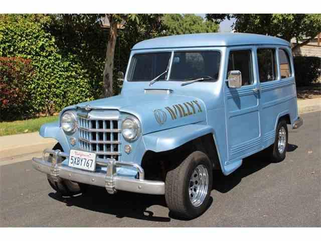 1952 Willys Wagoneer | 974615