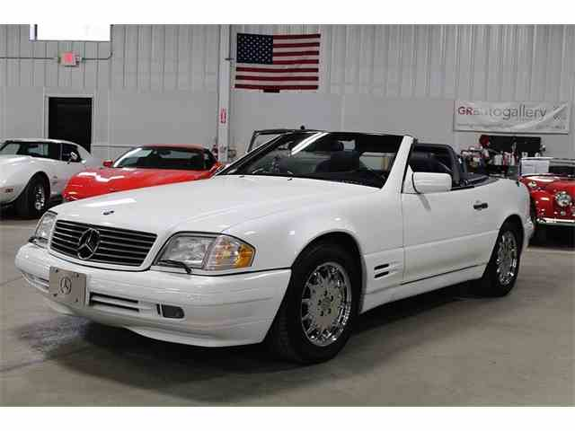 1997 Mercedes-Benz SL500 | 974625