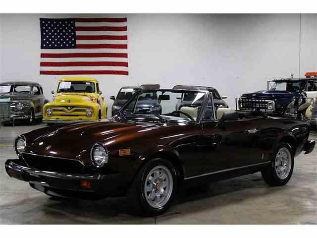 1981 Fiat 124 | 974628