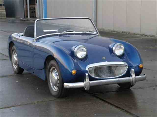 1960 Austin-Healey Frogeye   970463