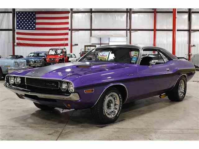 1970 Dodge Challenger R/T | 974630