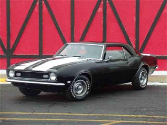1968 Chevrolet Camaro | 974633
