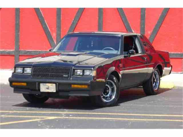 1987 Buick Grand National | 974634