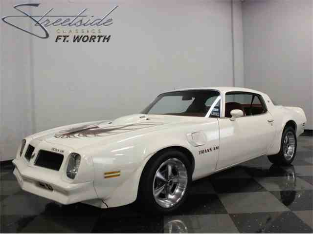 1976 Pontiac Firebird Trans Am | 974637