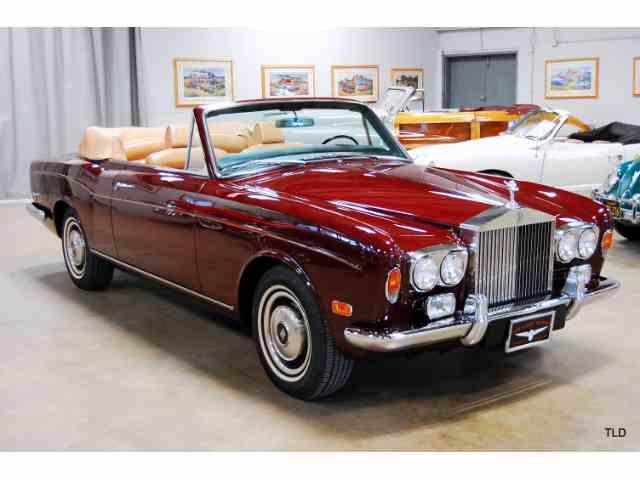 1972 Rolls-Royce Corniche   974639