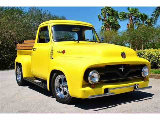 1955 Ford F100 | 974643
