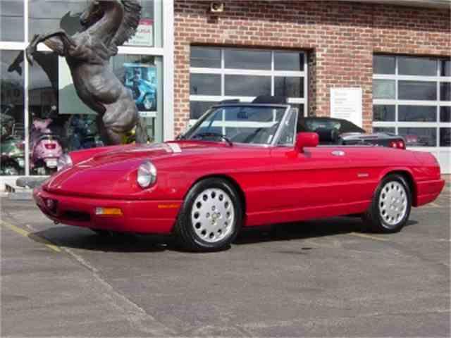 1994 Alfa Romeo Spider Veloce Com Edition | 974645