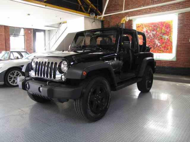 2015 Jeep Wrangler | 974648