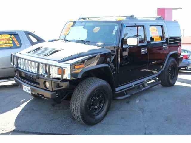 2003 Hummer H2 | 974651