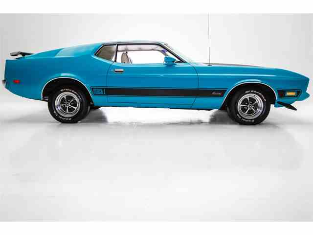 1973 Ford Mustang | 974653